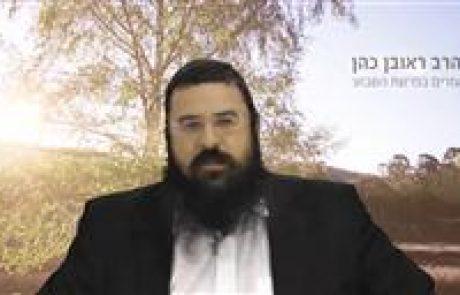 פרשת השבוע וארא – הרב ראובן כהן