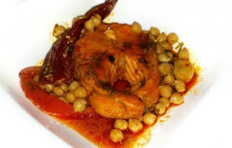 מתכון לדג מרוקאי